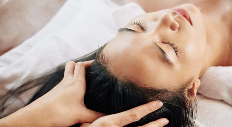 masajul la scalp
